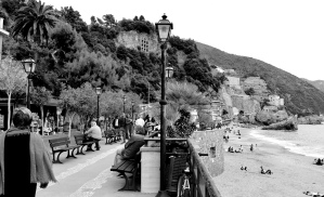 Symmetrics. April 2015. - Monterosso Al Mare, Italy