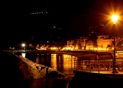 Reflections scatter. April 2015. - Monterosso Al Mare, Italy